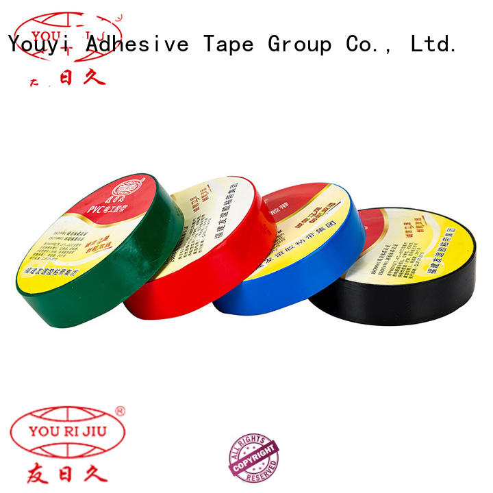 Yourijiu moisture proof electrical tape wholesale for wire joint winding
