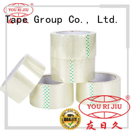 bopp stationery tape for strapping Yourijiu