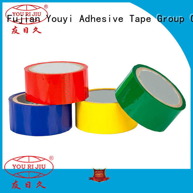 transparent clear tape anti-piercing for strapping