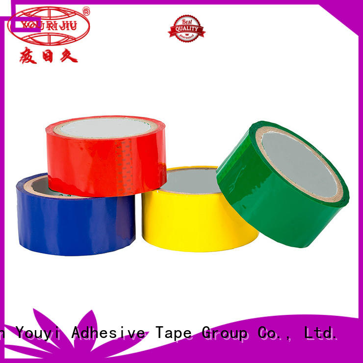Yourijiu bopp adhesive tape anti-piercing for auto-packing machine