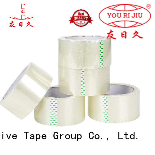 Yourijiu non-toxic bopp printed tape high efficiency for decoration bundling