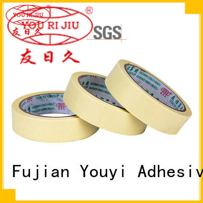 Yourijiu masking tape supplier for home decoration