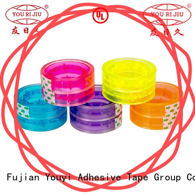 Yourijiu bopp tape supplier for carton sealing