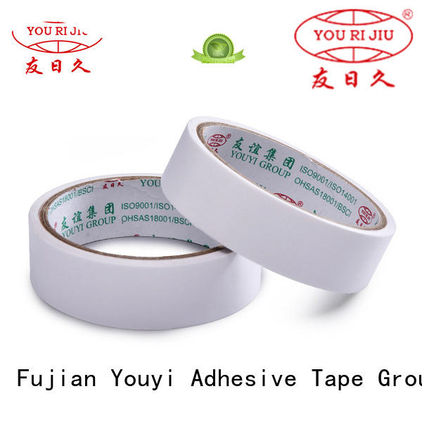 Yourijiu aging resistance double sided tape promotion for office