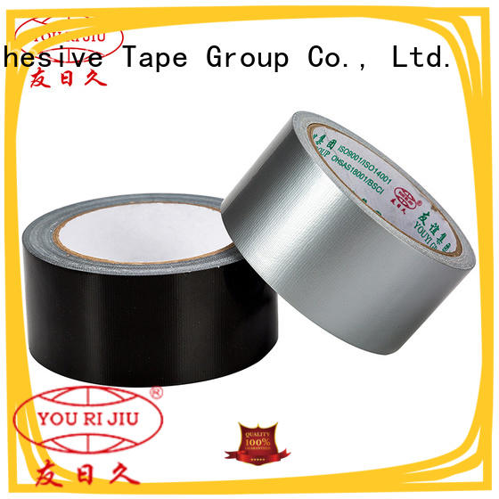 oil resistance cloth adhesive tape directly sale for waterproof packaging