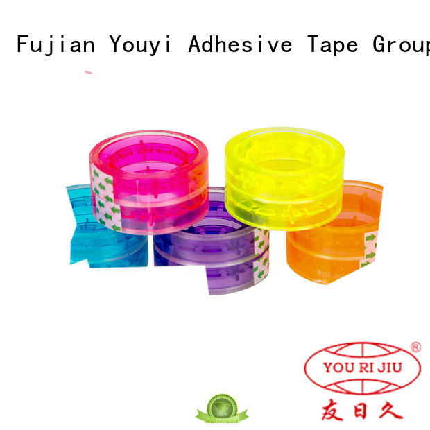 good quality bopp tape price list factory price for auto-packing machine