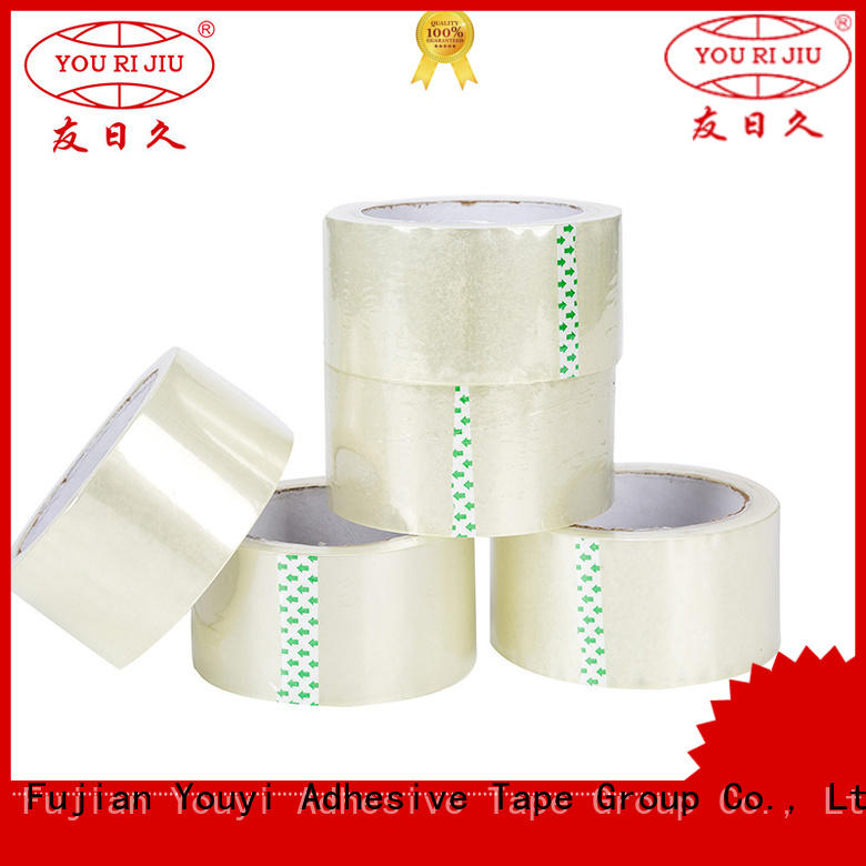 Yourijiu transparent transparent tape for decoration bundling