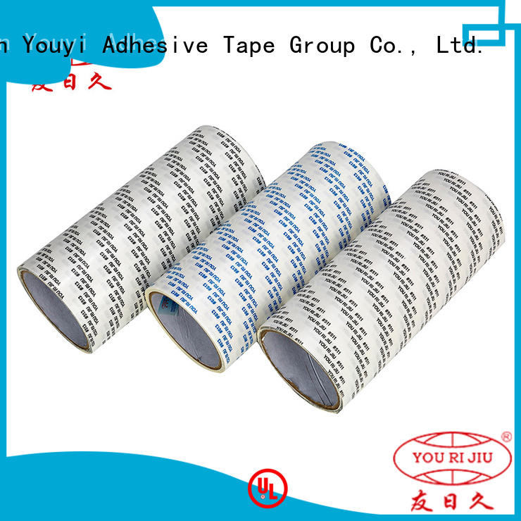 Yourijiu professional pressure sensitive adhesive tape directly sale for refrigerators