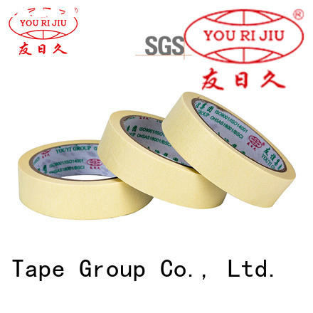 Yourijiu adhesive masking tape wholesale for bundling tabbing