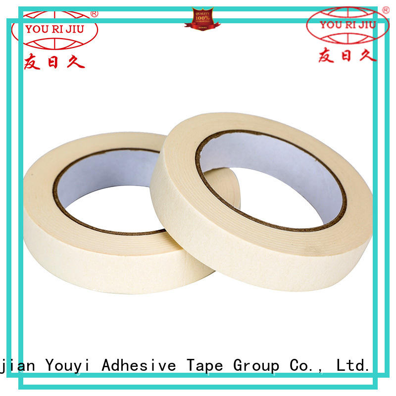Yourijiu masking tape directly sale for light duty packaging