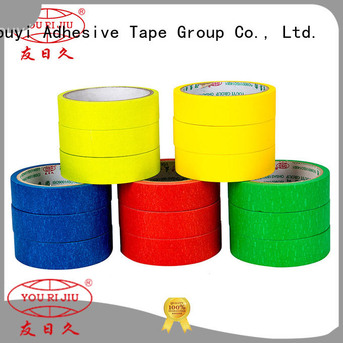 Yourijiu masking tape wholesale for woodwork