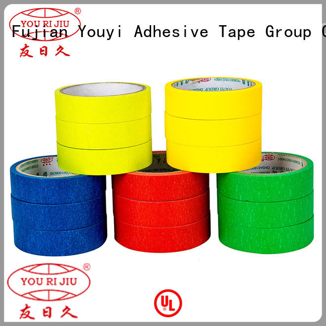 Yourijiu paper masking tape directly sale for home decoration