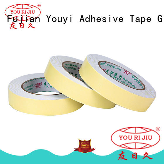 Yourijiu anti-skidding double tape promotion for food