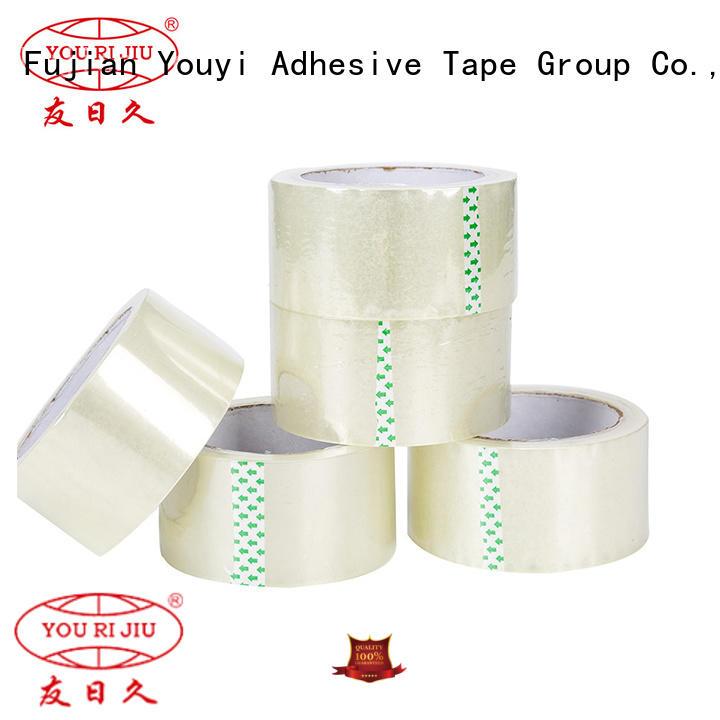 Yourijiu bopp tape anti-piercing for carton sealing