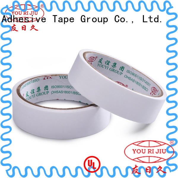 Yourijiu double sided foam tape manufacturer for office