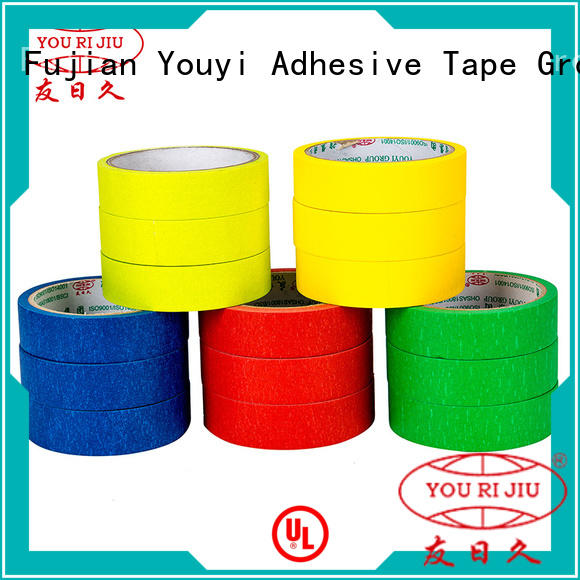 good chemical resistance paper masking tape directly sale for bundling tabbing