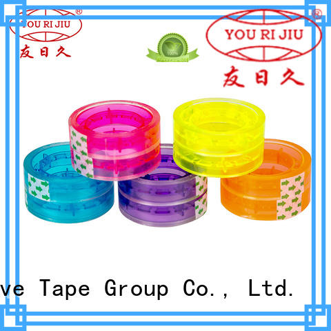 good quality bopp stationery tape supplier for strapping