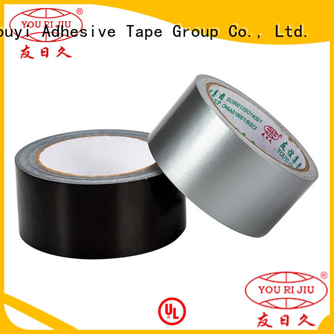 aging resistance duct tape supplier for heavy-duty strapping