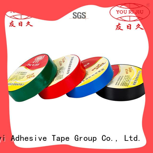Yourijiu pvc insulation tape supplier for transformers