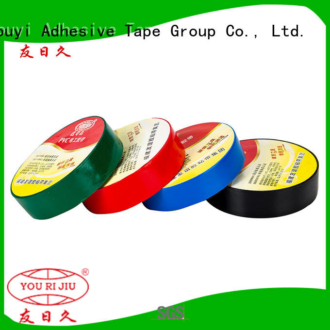 good quality pvc electrical tape supplier for capacitors