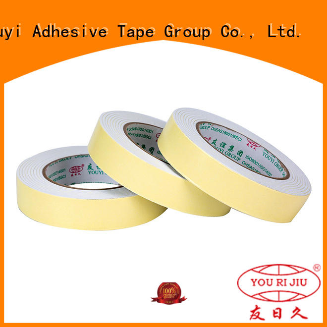 Yourijiu double face tape promotion for stickers
