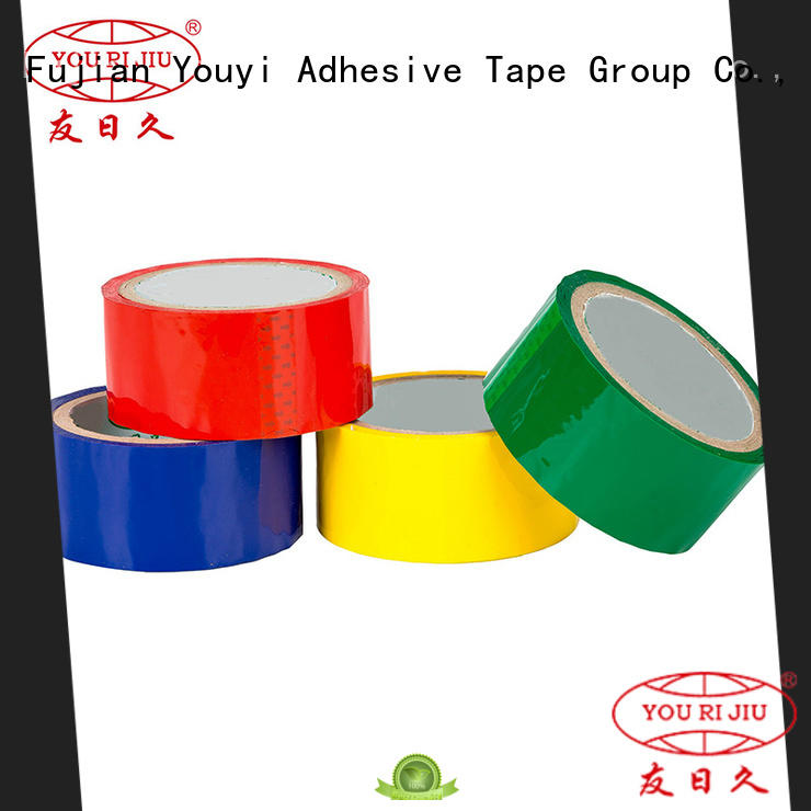 non-toxic packing tape high efficiency for decoration bundling