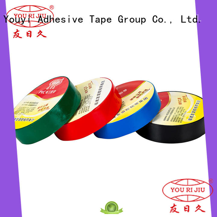 moisture proof pvc tape factory price for insulation damage repair