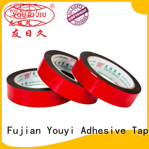 Yourijiu double side tissue tape promotion for stationery