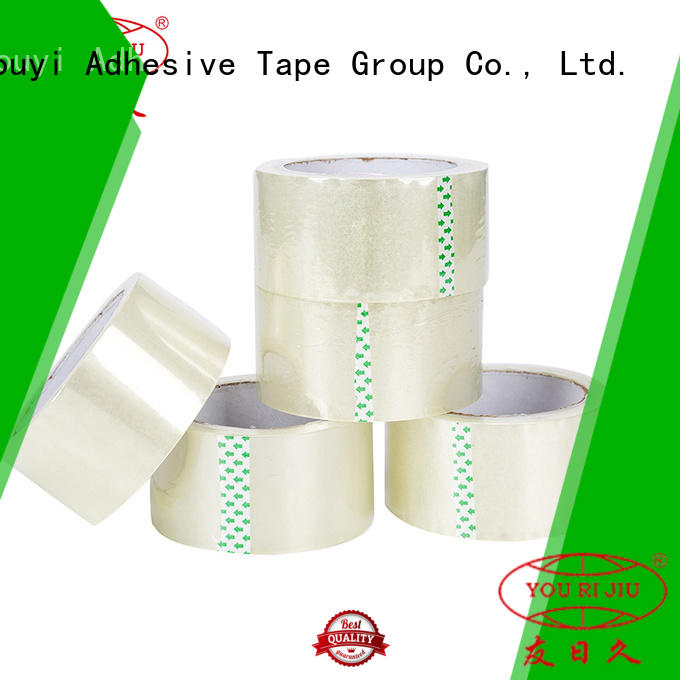 non-toxic bopp tape anti-piercing for strapping