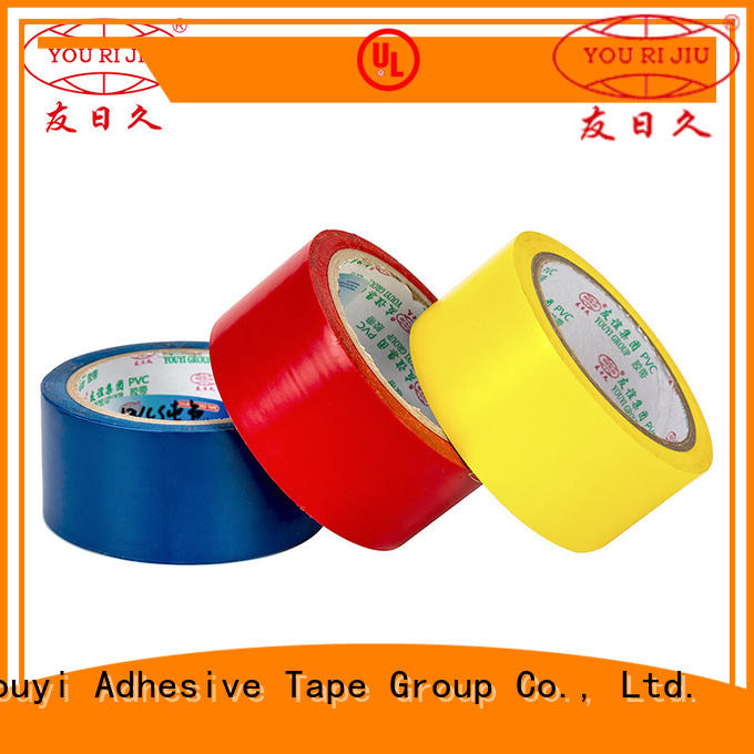 Yourijiu corrosion resistance electrical tape wholesale for capacitors