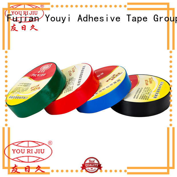 Yourijiu electrical tape supplier for wire joint winding