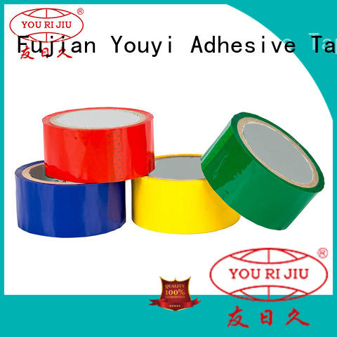 Yourijiu bopp stationery tape factory price for decoration bundling