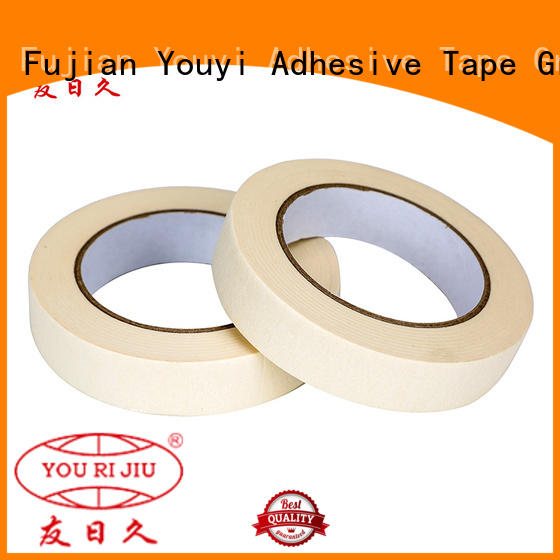 Yourijiu no residue paper masking tape supplier for woodwork