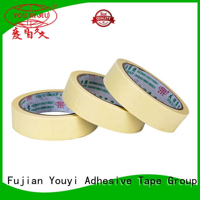 good chemical resistance masking tape directly sale for woodwork