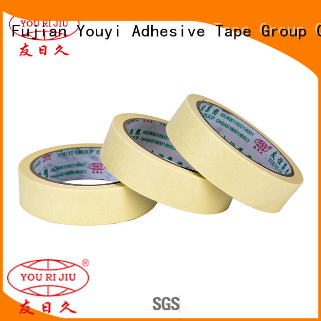 adhesive masking tape wholesale for light duty packaging Yourijiu