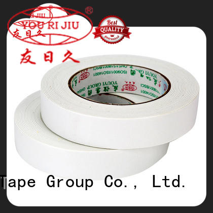 Yourijiu aging resistance double sided tape promotion for food
