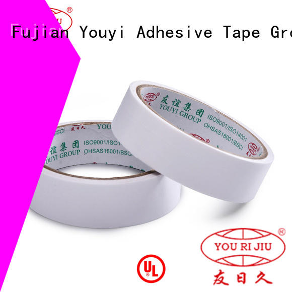 safe double sided foam tape manufacturer for stickers