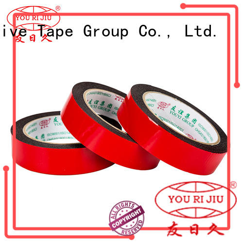 Yourijiu aging resistance two sided tape promotion for office