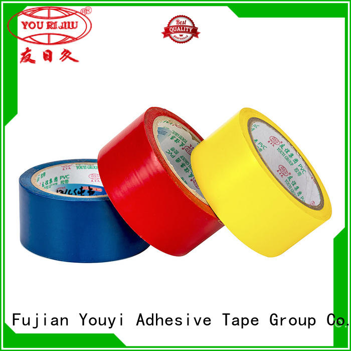 Yourijiu waterproof pvc electrical tape wholesale for wire joint winding