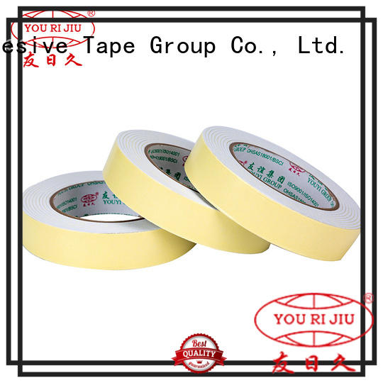 Yourijiu professional double side tissue tape online for food
