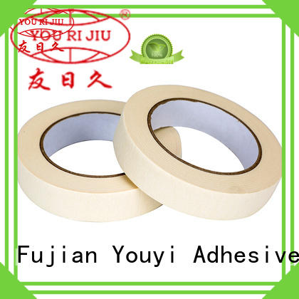 adhesive masking tape for light duty packaging Yourijiu