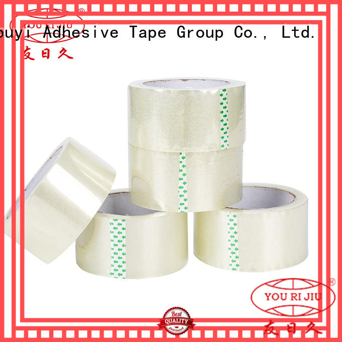transparent bopp printed tape factory price for carton sealing