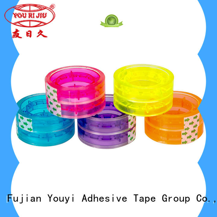 Yourijiu bopp adhesive tape factory price for carton sealing