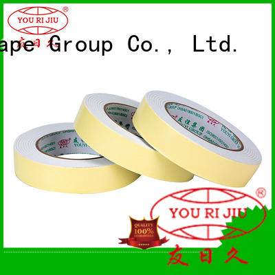 Yourijiu double sided tape promotion for food