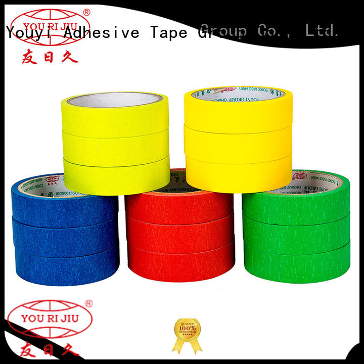 no residue masking tape price wholesale for home decoration