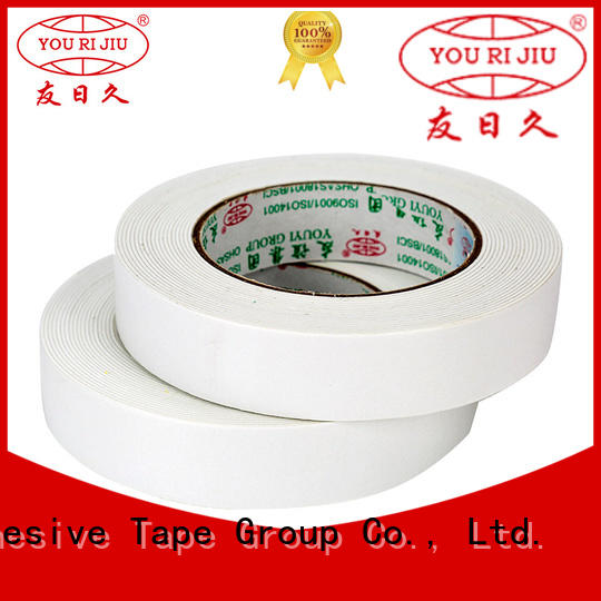 aging resistance double face tape at discount for food