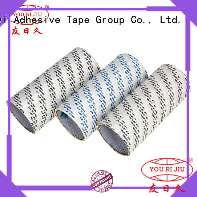 Yourijiu reliable pressure sensitive adhesive tape from China for hotels