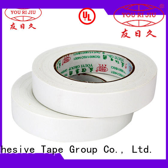 Yourijiu safe double side tissue tape online for stationery