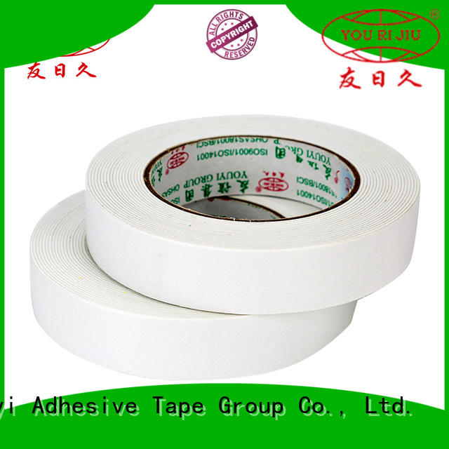 Yourijiu safe double face tape promotion for food