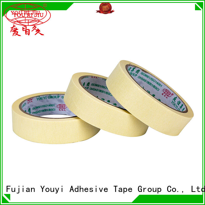 no residue masking tape price easy to use for woodwork